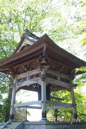 [レポ]軽井沢風景写真カメラ教室2日目 追分の街とカーリング撮影
