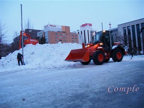 [レポ]北海道札幌雪まつり解体写真カメラ教室2016