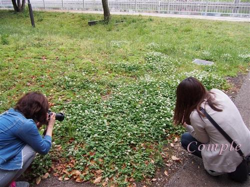 カメラ教室女性