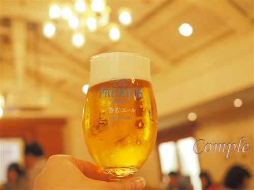 サントリー武蔵野ブルワリービール