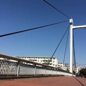 多摩市の橋