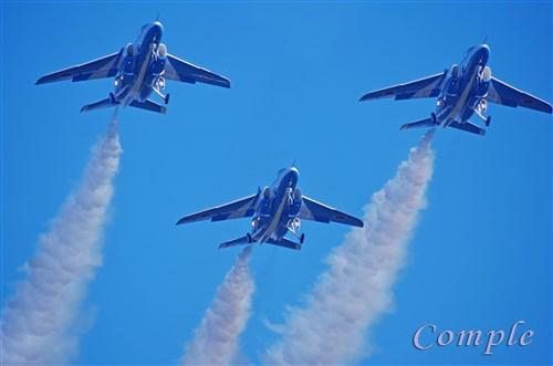 [終了]11月3日 入間航空祭ブルーインパルス飛行機写真カメラ教室@埼玉2019