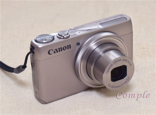 Canonコンパクトデジカメ PowerShot S120は星空軌跡が撮れる!