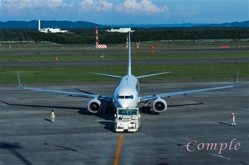 新千歳空港飛行機