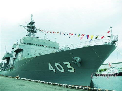 横須賀艦艇