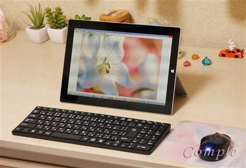 Surfaceは普通のパソコンとして使える賢いWindowsタブレット
