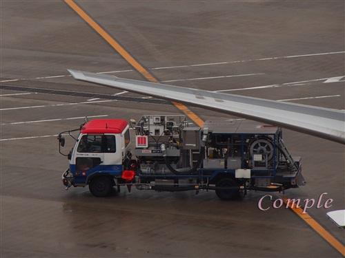 空港給油車