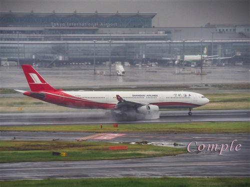 上海航空飛行機