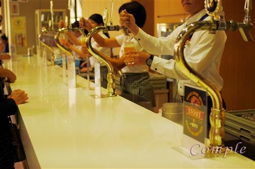 キリンビール横浜工場見学
