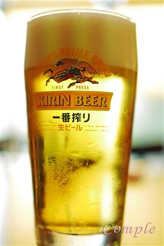 キリン一番搾りビール
