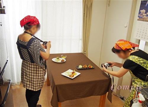 作って撮れる料理写真カメラ教室