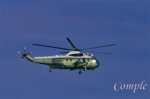 アメリカのヘリコプター