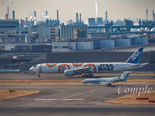 羽田空港飛行機