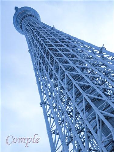 東京スカイツリー写真カメラ教室