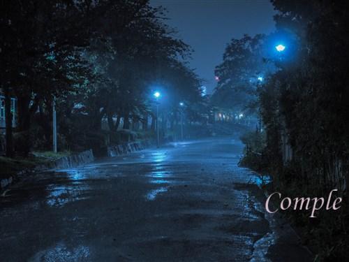 雨の夜景カメラ教室
