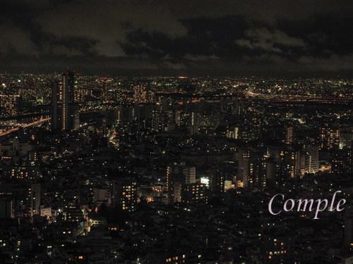 東京夜景写真カメラ教室