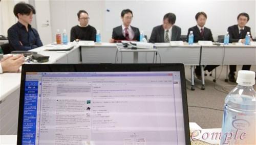 FMV UH90/Mの富士通開発陣と座談会