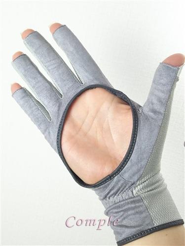 UVカットテニス手袋
