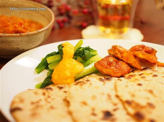 作って撮れる料理写真カメラ教室北インド