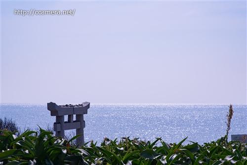 角島の鳥居