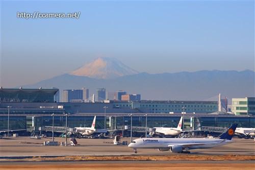 羽田空港飛行機カメラ教室