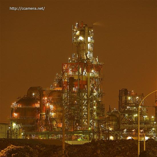 川崎工場夜景カメラ教室