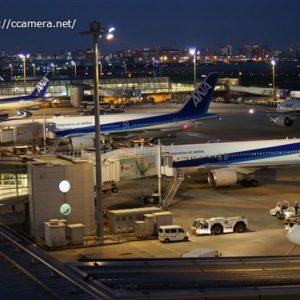 羽田空港カメラ教室