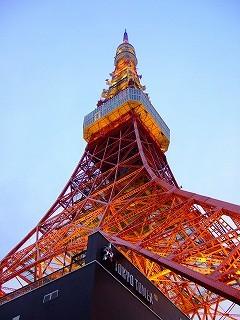 [終了]4月6日 女性限定 東京タワーと桜撮影講座