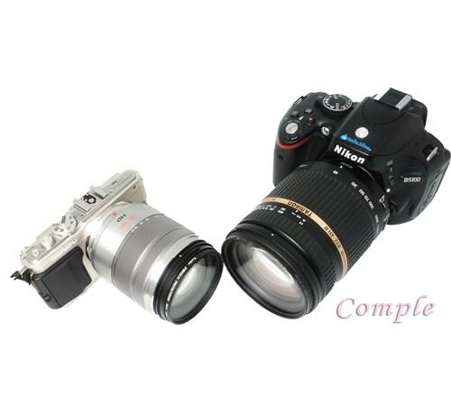 一眼レフとミラーレス一眼カメラの違い、どちらを買えばいいの?