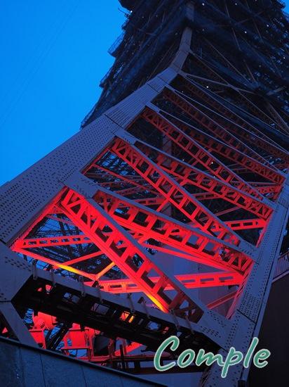 [レポ・受講者様の写真]恵比寿と東京タワーの夕景・夜景イルミネーションカメラ教室