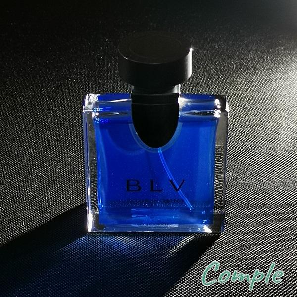 スマホライティング香水瓶