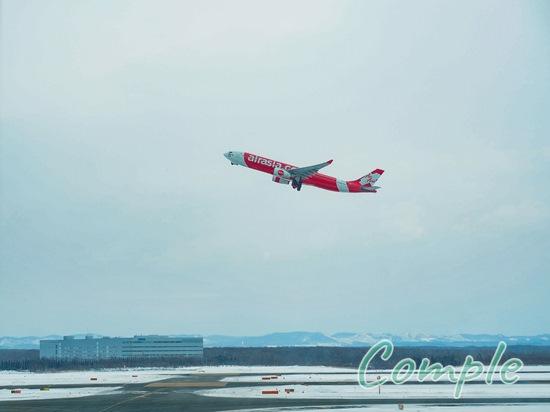 新千歳空港エアアジア