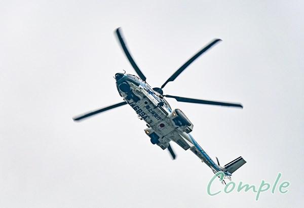海上保安庁ヘリコプター