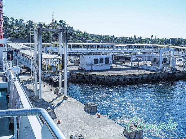 桜島港ターミナル