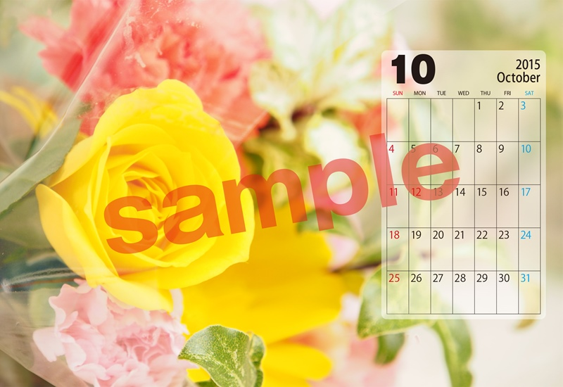 [完売]2016年オリジナル写真カレンダー
